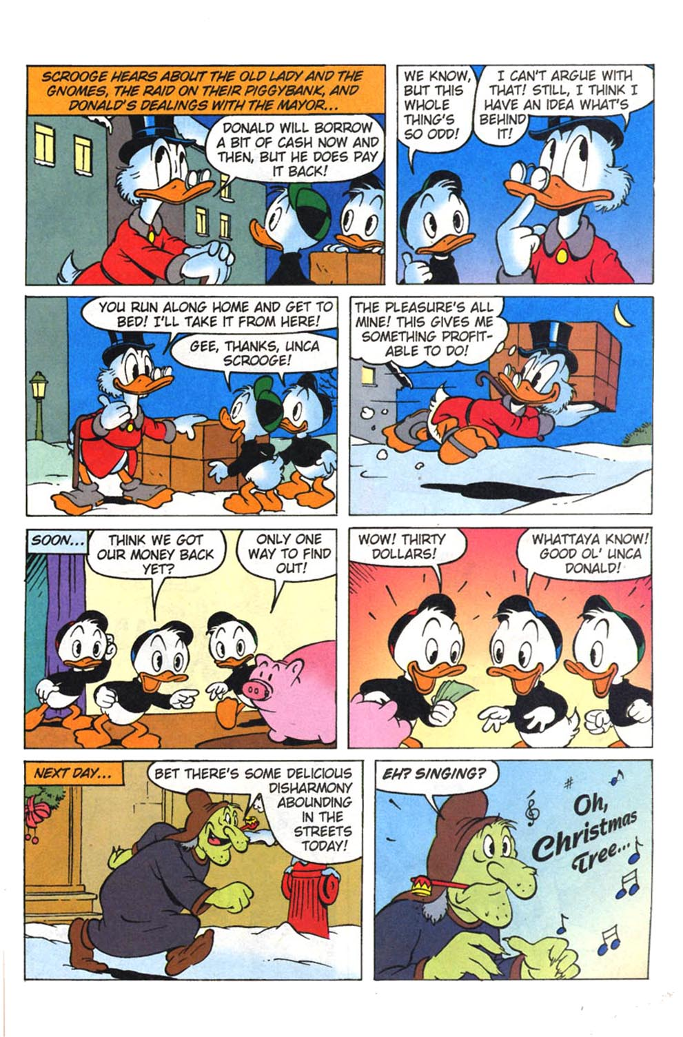 Uncle Scrooge (1953) Issue #308 #308 - English 22