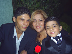 Minha familia, abençoada!!!!