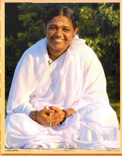 personification of divine love and compassion as portrayed by mata amritanandamayi devi Smarta and advaita the smarta tradition, which by and large, follows advaita philosophy believes all forms, male and female, to be different forms of the impersonal absolute, brahman which is of neuter gender and can never be defined.