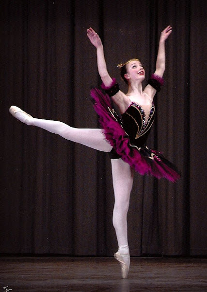 Classical tutu (stretch) Rd 2006
