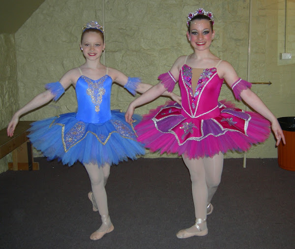 Ballet tutu (stretch) Annie and Jemima at south St Ballarat