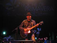 El maestro Jaime López, en aquella misma noche