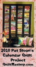 2010 Calendar Quilt