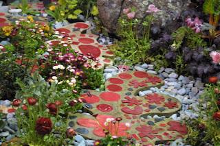 Flirting with flowers keeyla 39 s garden blog san francisco flower garden show 2009 dancing for San francisco flower and garden show