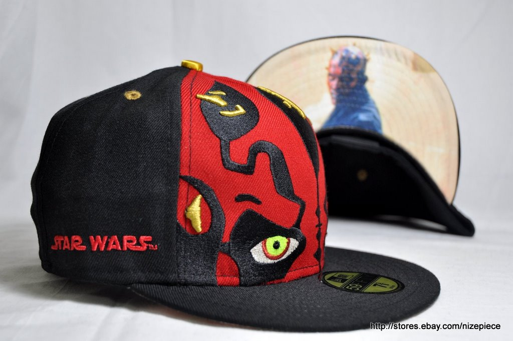 star wars 59fifty. all she wants is one of your star wars 59fifty black cap that looks like