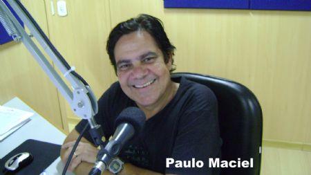Repórter Paulo Maciel