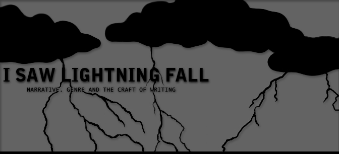 I Saw Lightning Fall