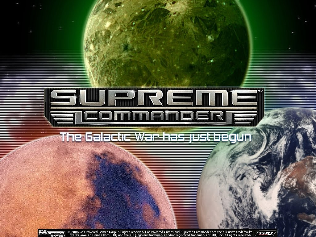 Bienvenue: Supreme Commander : Forged Alliance