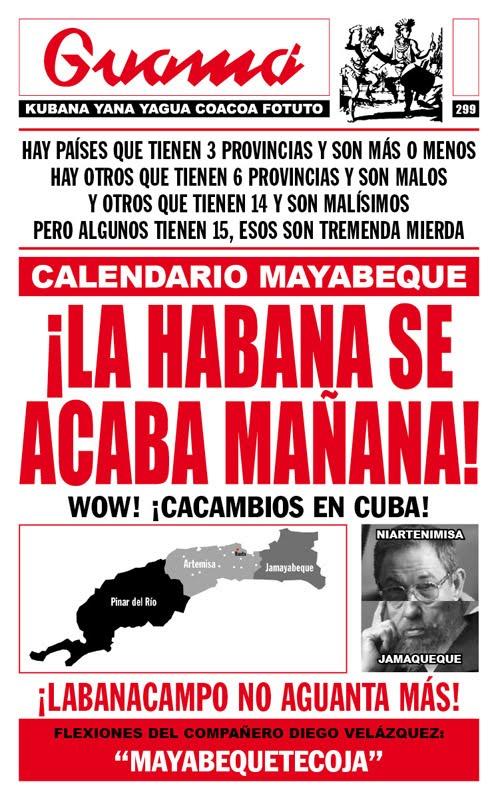 enrisco: Cambios en Cuba