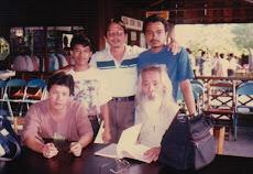 Peserta Perhimpunan Penulis Muda Malaysia 1990