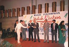 Pemenang Hadiah Sastera UTUSAN - PUBLIC BANK 1988