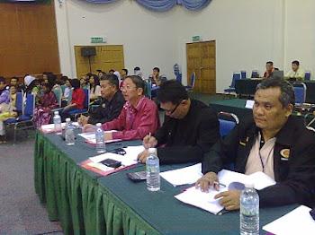 Ketua Hakim Puisi - Karnival Kesenian Negeri Perak 2010