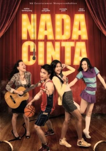 ... Sandra, Randy Pangalila & Michella Putri - Nada Cinta (Ost Nada Cinta