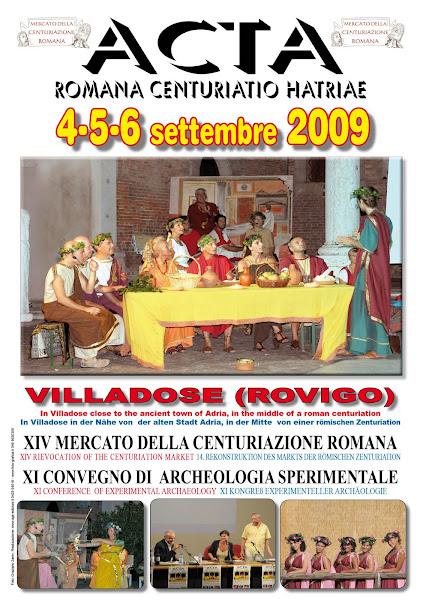 Rievocazione del Mercato della Centuriazione Romana
