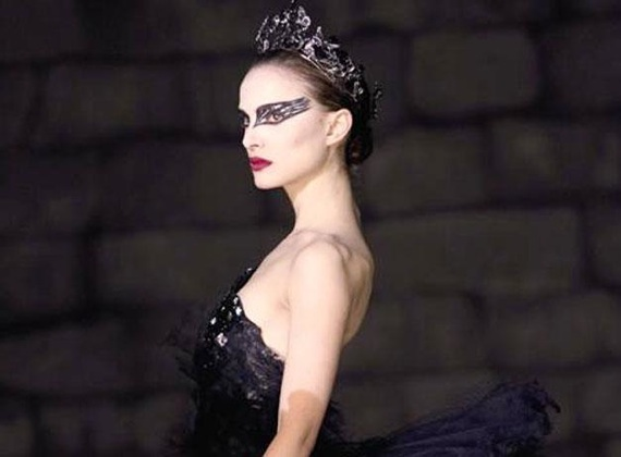 Audaciously weird and scary and even go-nuts psychotic, Black Swan is,