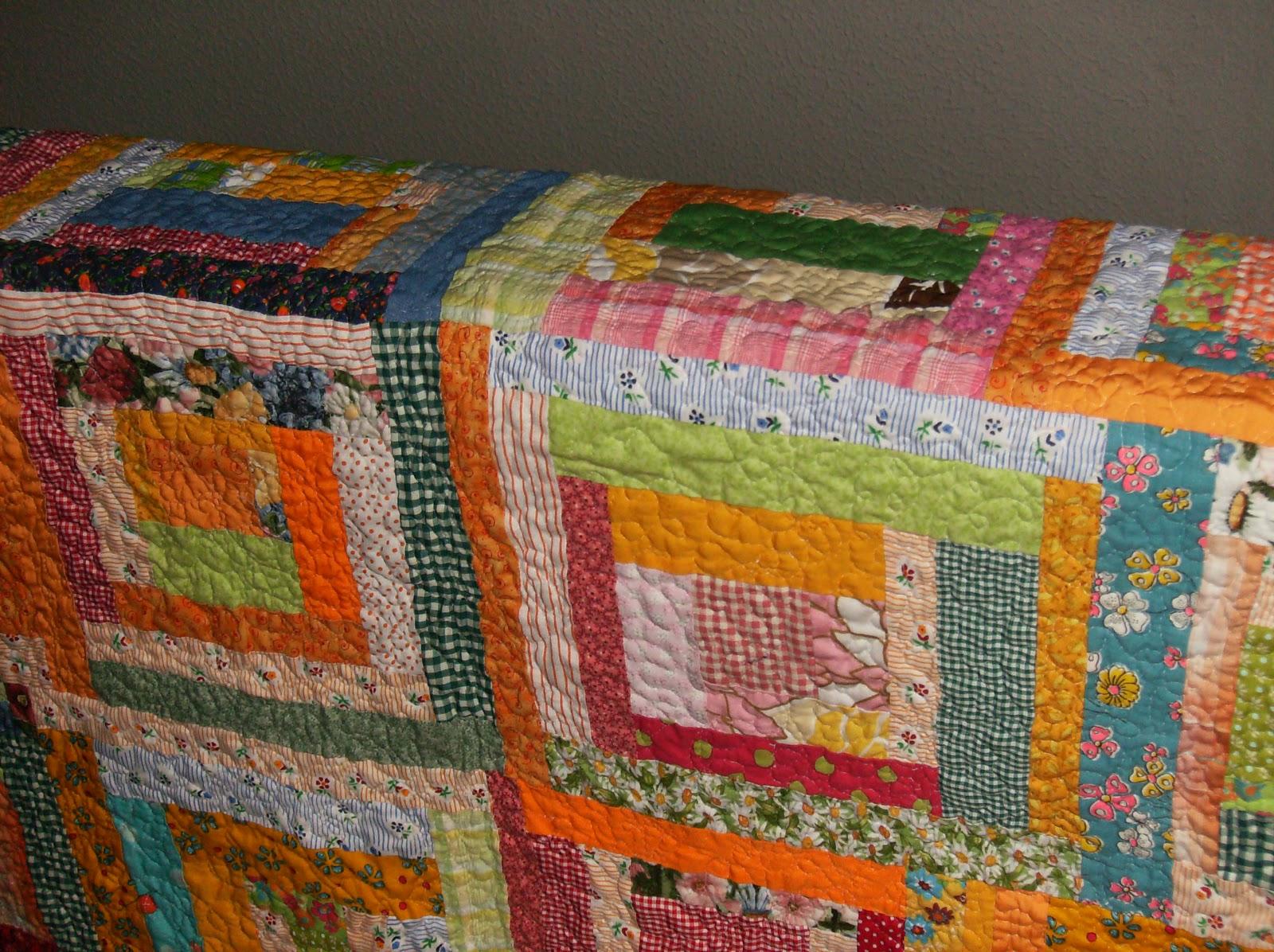 Como hacer una colcha con retazos de telas todo - Tela para colchas ...