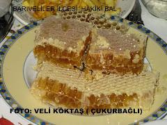 SARIVELİLER BAL'I