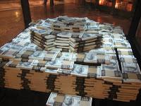 Заговор на большие деньги
