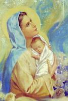 Материнская молитва за чадо свое