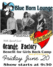 Friday, June 20th, 9:30 pm at the Blue Horn Lounge in Chapel Hill