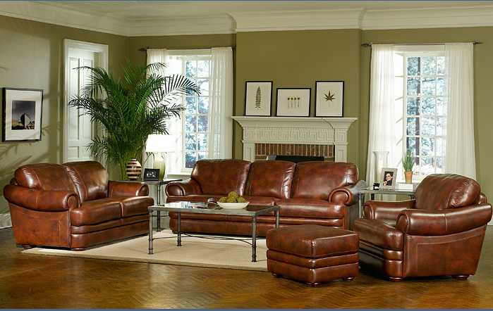 furnishing living room. Buying furniture can be a