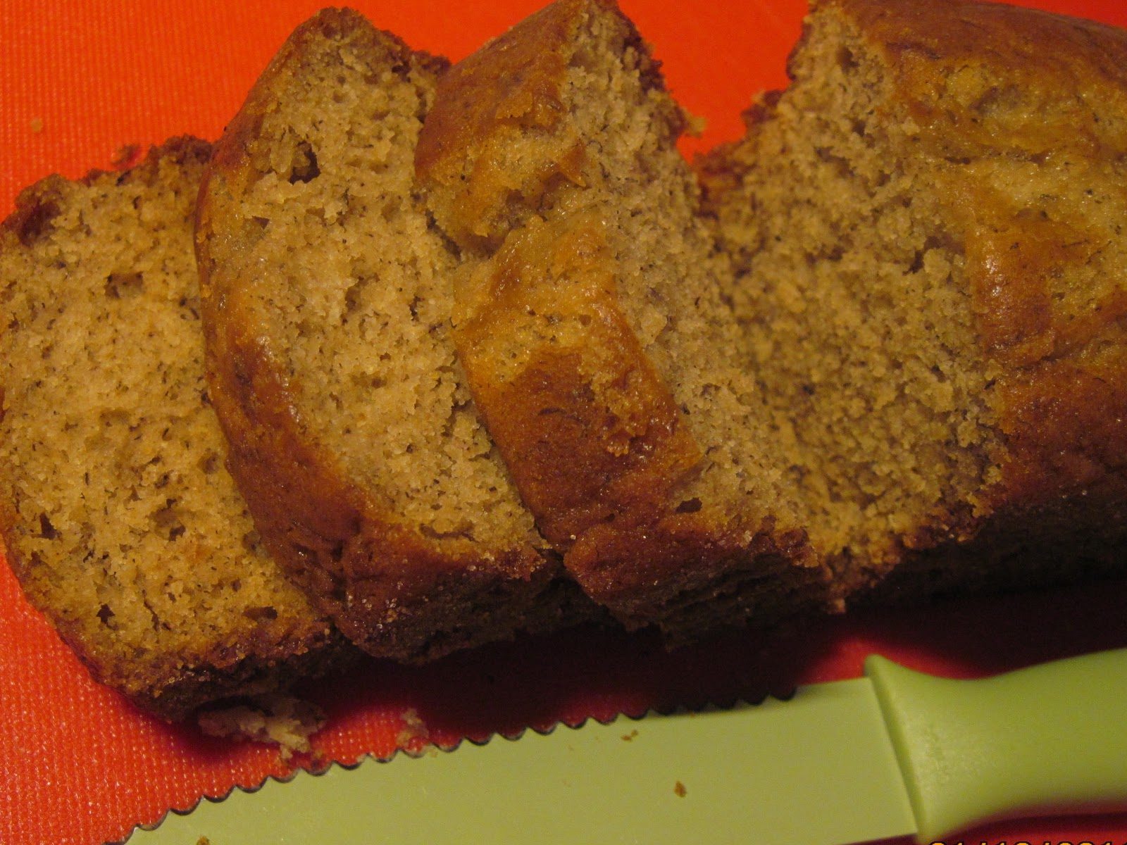 The Better Baker: Sour Cream Banana Bread & a Healthy Substitute