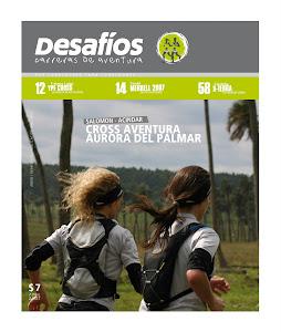 Tapa de la Revista Desafios