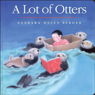 A Lot of Otters by Barbara Helen Berger