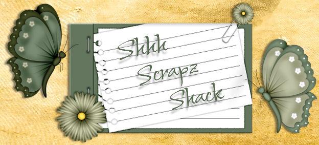 Shhh Scrapz Shack