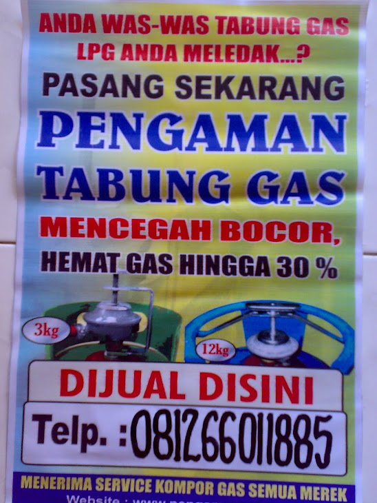 Regulator Gas Elpiji Terbaru
