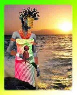 Orixá Ewá - Yewa