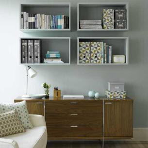 Office Wall Storage Ideas