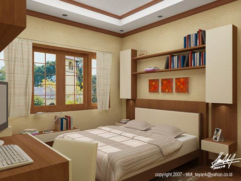Bedroom wall units Designs and Room Ideas for Modern Teens