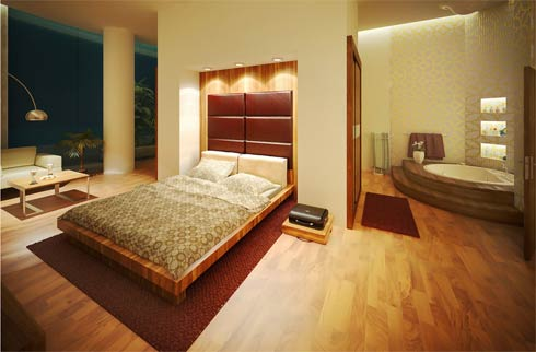 Bedroom on Aspect To Your Master Bedroom Master Bedroom Design Ideas Picture