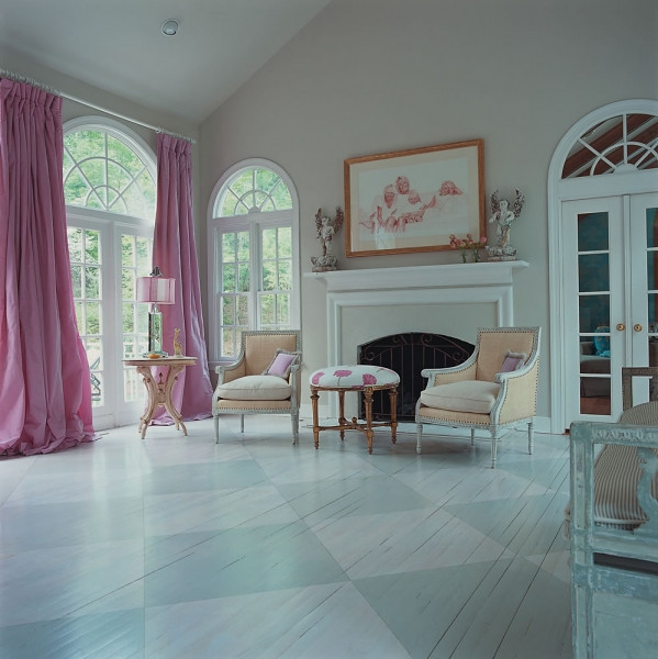 [pink+silk+curtains+with+painted+floors.jpg]