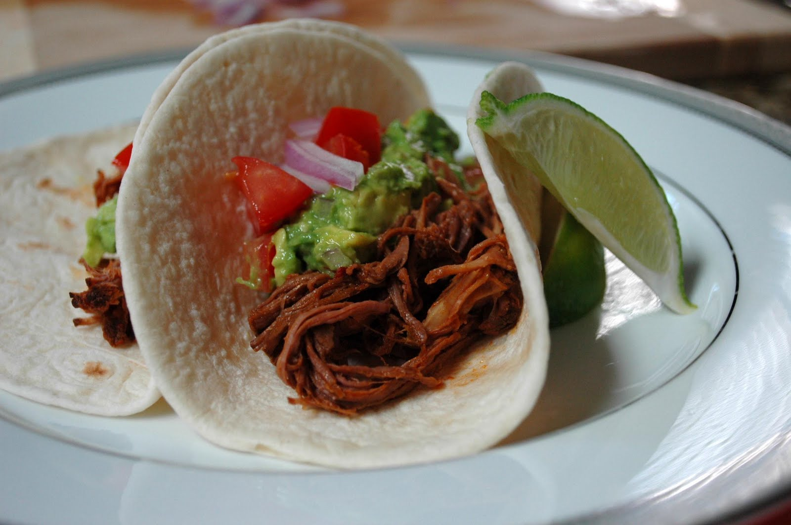 Good Thymes and Good Food: Smoky Beef Tacos