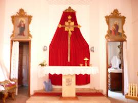 La Chiesa di Santa Maria del Monte Carmelo: