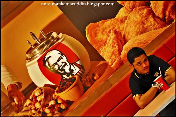 Jom mkn kat KFC