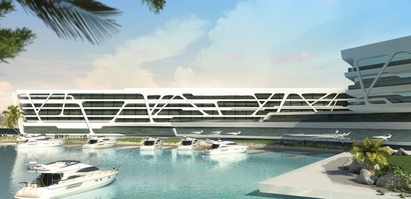 Urbanscraper the word dubai a cero for Hoteles arquitectura
