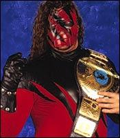 KANE CHAMPIONS WWF