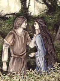 Luthien y Beren