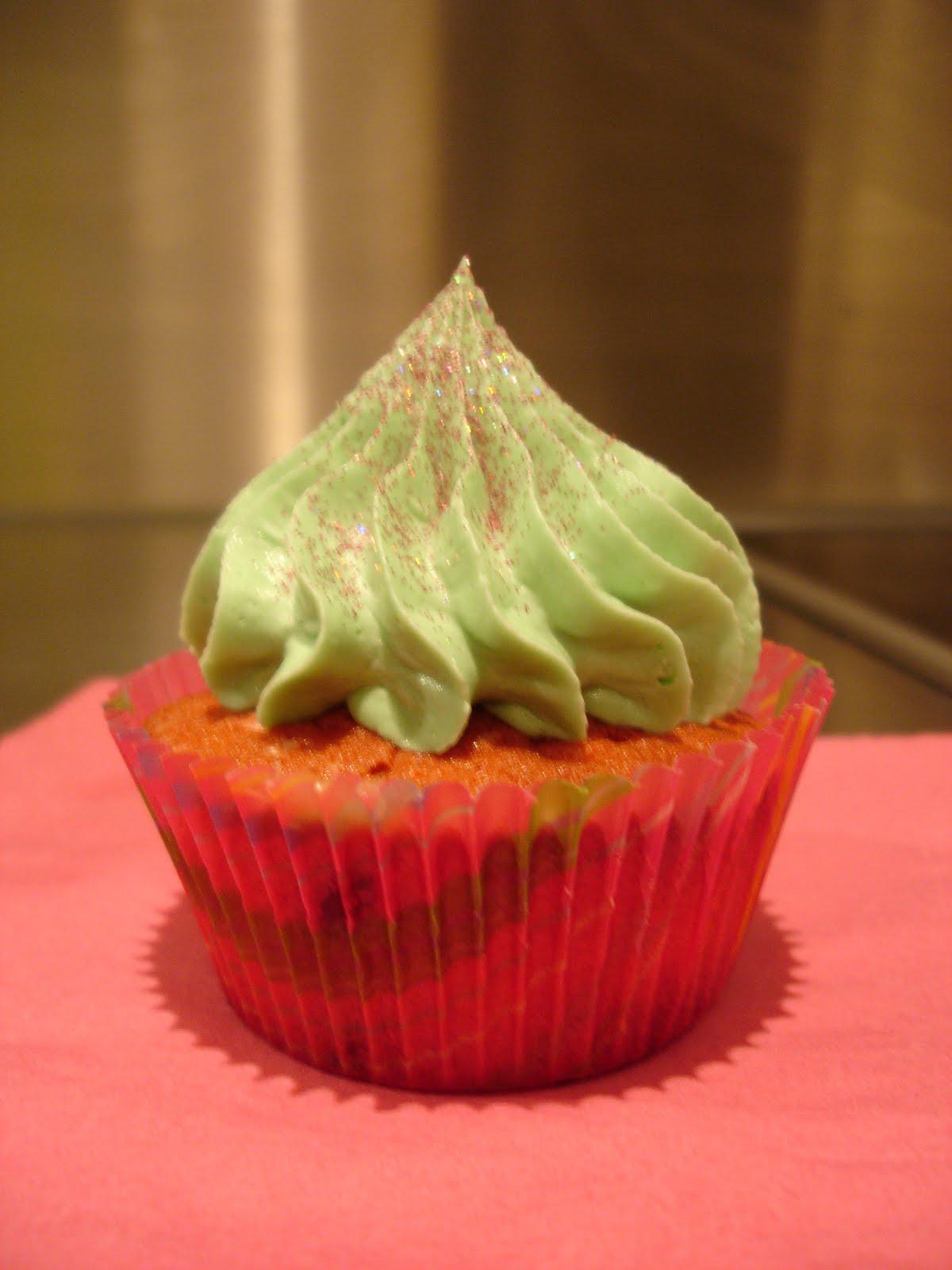 Iron Cupcake X: Watermelon Cupcakes