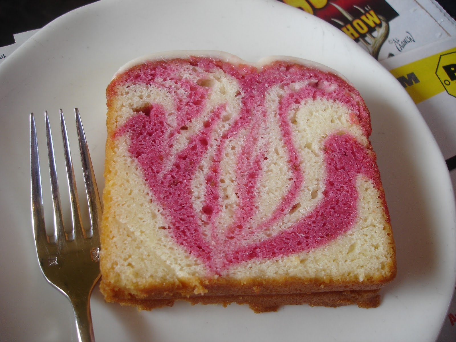 American Cupcake in London Travels
