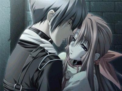 Imagenes Anime romanticos muy buenos Anime44