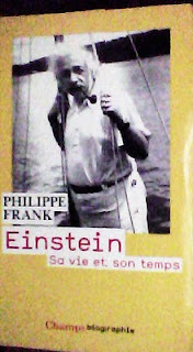 Philippe+Frank+Einstein+Sa+vie+et+son+te