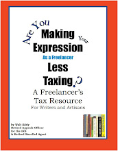 Tax Help for Writers & Artisans