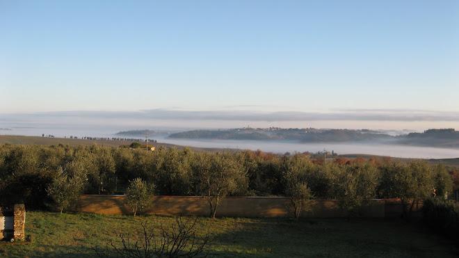 è la nebbia che confonde i nostri sogni
