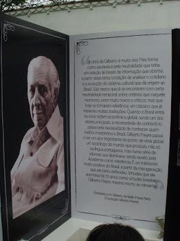 EXPOR DE GILBERTO FREYRE