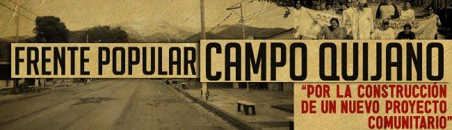 Frente Popular Campo Quijano