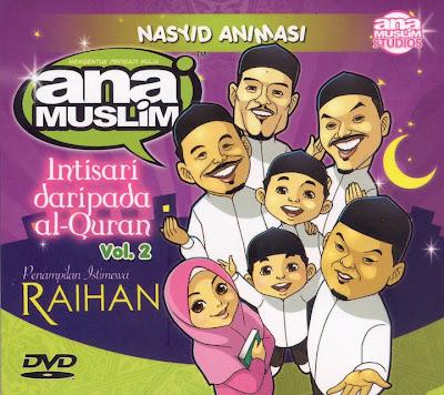Sambut Ramadan - Ana Muslim Feat Raihan